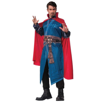 Dr Strange Mens Costume Cloak - adult halloween costumes halloween costumes Mens