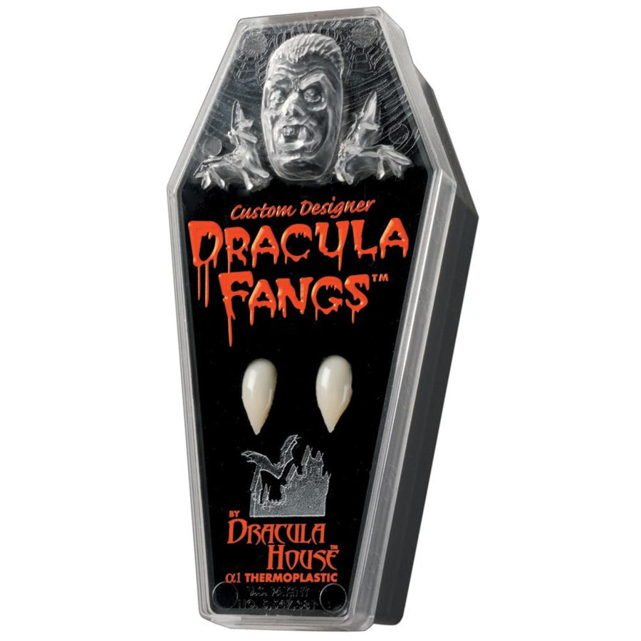 Dracula Fangs Xlarge - Costume Makeup New Costume