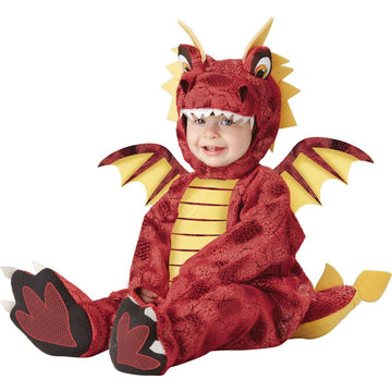 Dragon Adore Toddler Costume 18-24 Months - Animal & Insect Costume Halloween