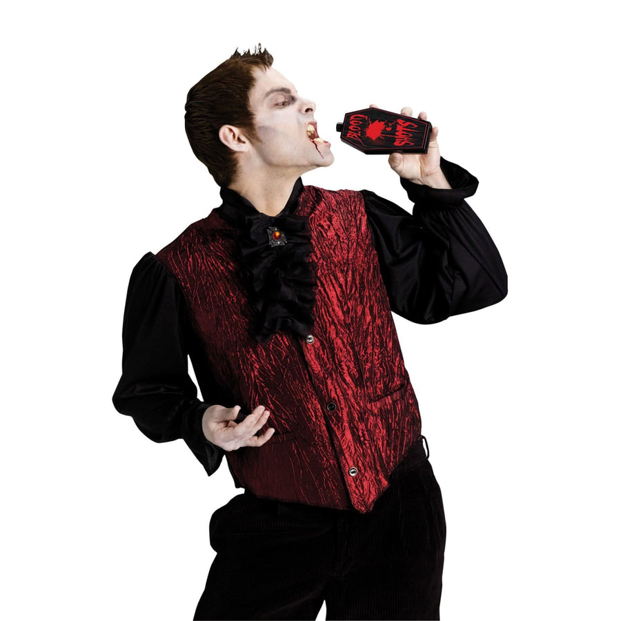 Drinking Dracula Adult - adult halloween costumes Gothic & Vampire Costume