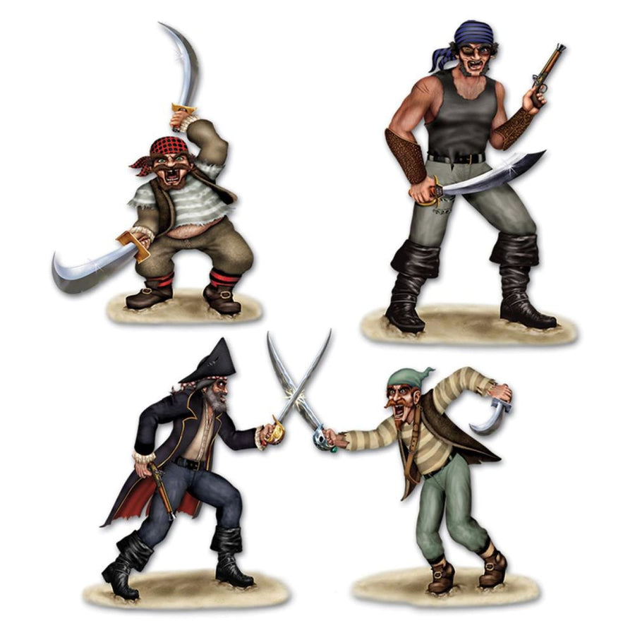 Dueling Pirate Props - Decorations & Props Halloween costumes haunted house
