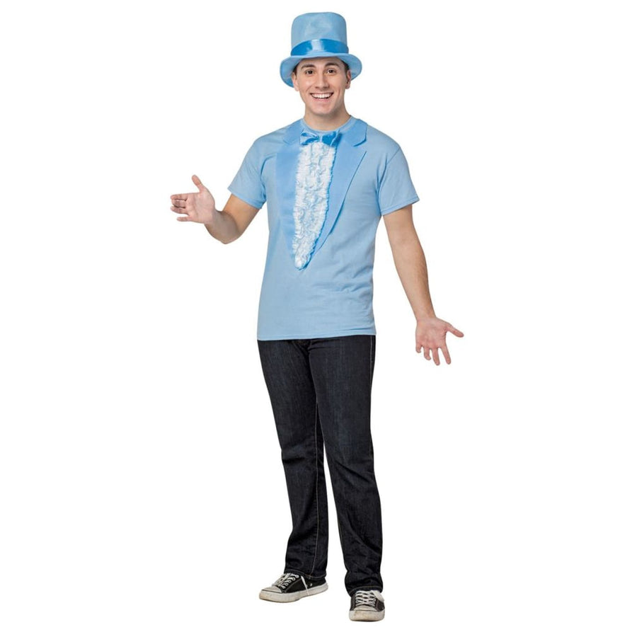 Dumb & Dumber Harry T-Shirt Adult Costume - adult halloween costumes Funny