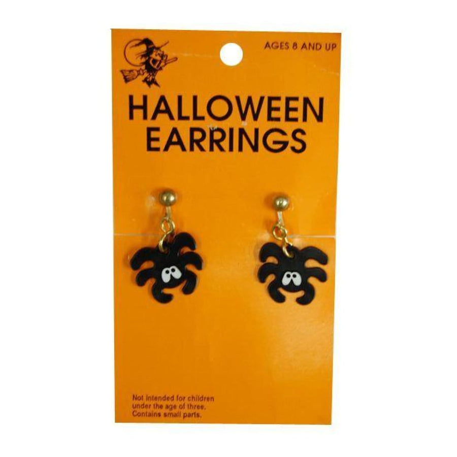 Earrings Spider - Fashion Jewelry Halloween costumes