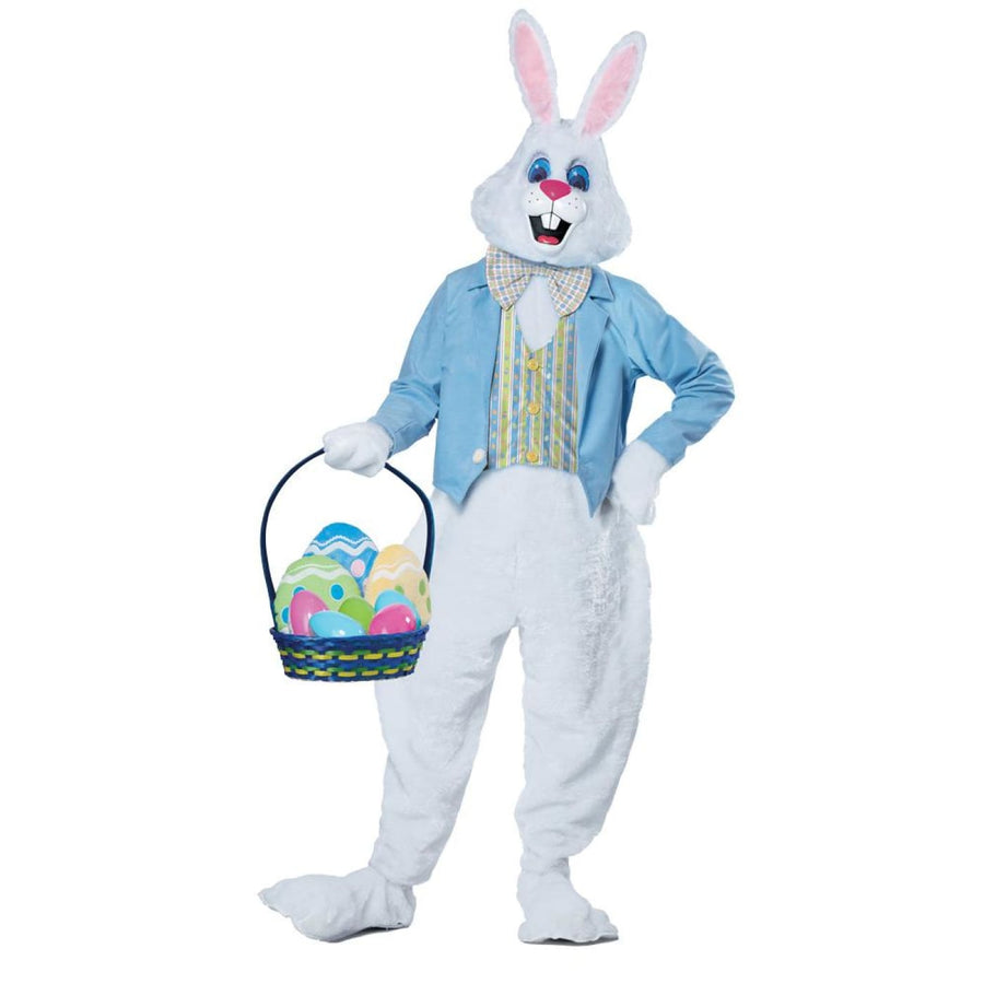 Easter Bunny Deluxe Adult Costume Lg-Xl - adult halloween costumes Halloween