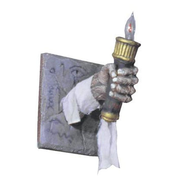 Egyptian Chamber Torch - Decorations & Props Egyptian Costume Halloween costumes