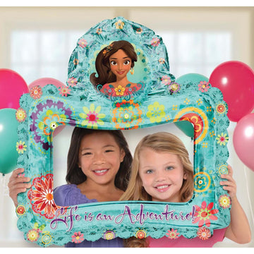 Elena Of Avalor Inflatable Picture Frame - Birthday Party Decorations Birthday