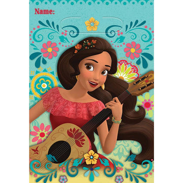 Elena Of Avalor Loot Bags -Set of 8 - Birthday Party Decorations Birthday Party
