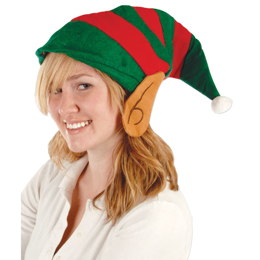 Elf Felt Hat With Ears - Halloween costumes Hats Tiaras & Headgear Holiday