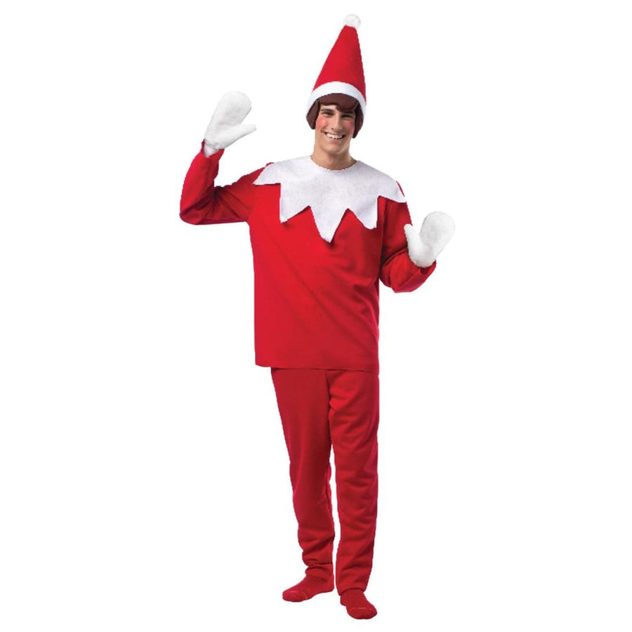 Elf On A Shelf Adult Costume - adult halloween costumes halloween costumes