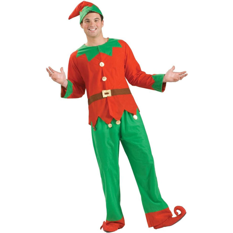 Elf Simply Adult Costume - adult halloween costumes halloween costumes Holiday