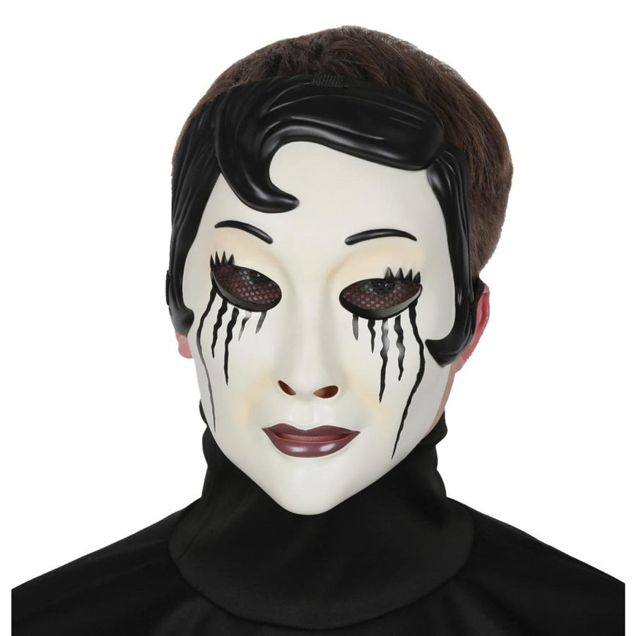 Emo Girl Goth Beauty Mask - Costume Masks New Costume