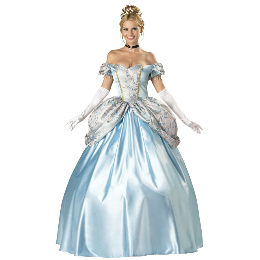 Enchanting Princess Medium - adult halloween costumes Fairytale Costume female
