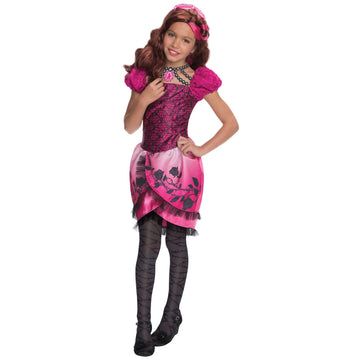Ever After High Briar Beauty Kids Costume Large 12-14 - Fairytale Costume Girls