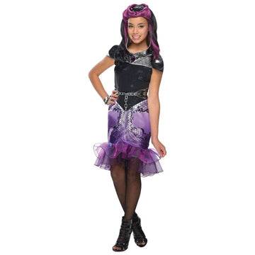 Ever After High Raven Queen Kids Costume Xlarge - Fairytale Costume Girls