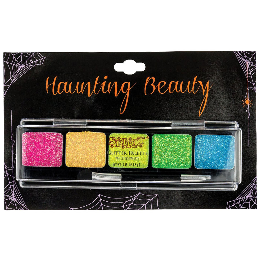 Eyeshadow Glitter With Rainbow - Costume Makeup Halloween costumes Halloween