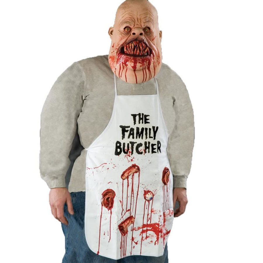 Family Butcher Apron - Family Butcher Apron Family Halloween Costume Halloween