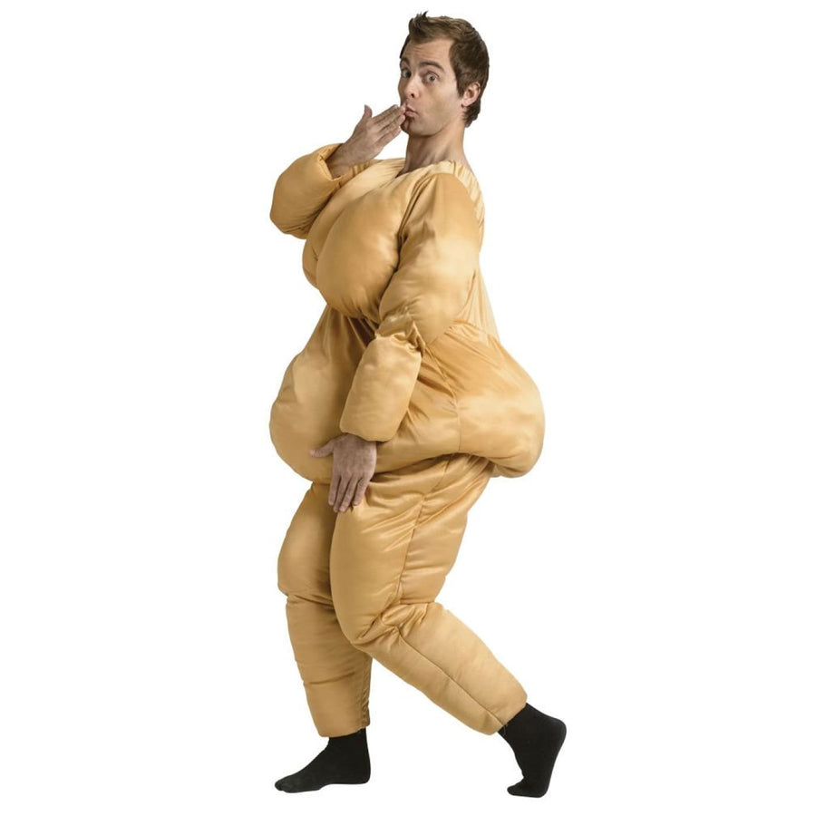 Fat Suit Adult Costume - adult halloween costumes Funny Costume Halloween