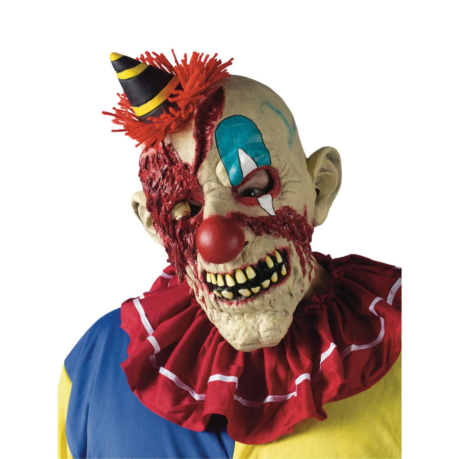 Fearsome Faces Mask Clown - Clown & Mime Costume clown costumes