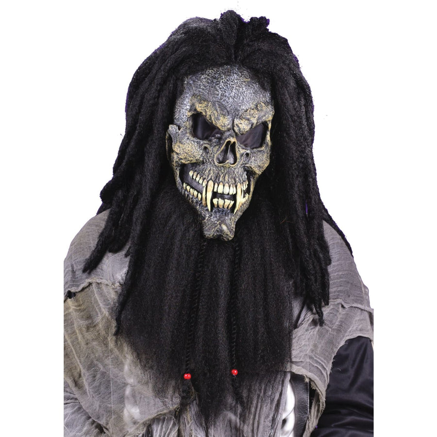 Fearsome Faces Skull Mask - Costume Masks Halloween Mask rubber Mask scary mask