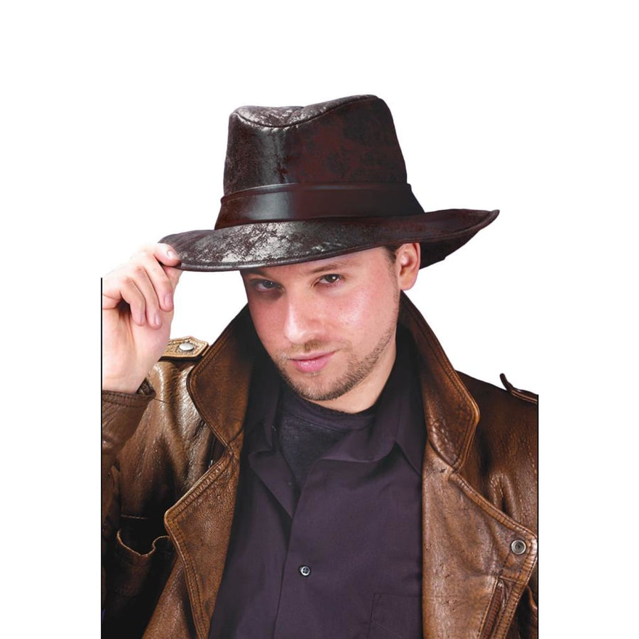 Fedora Black - Halloween costumes Hats Tiaras & Headgear
