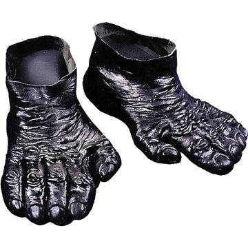 Feet Gorilla - Animal & Insect Costume Halloween costumes Hands Feet & Chest