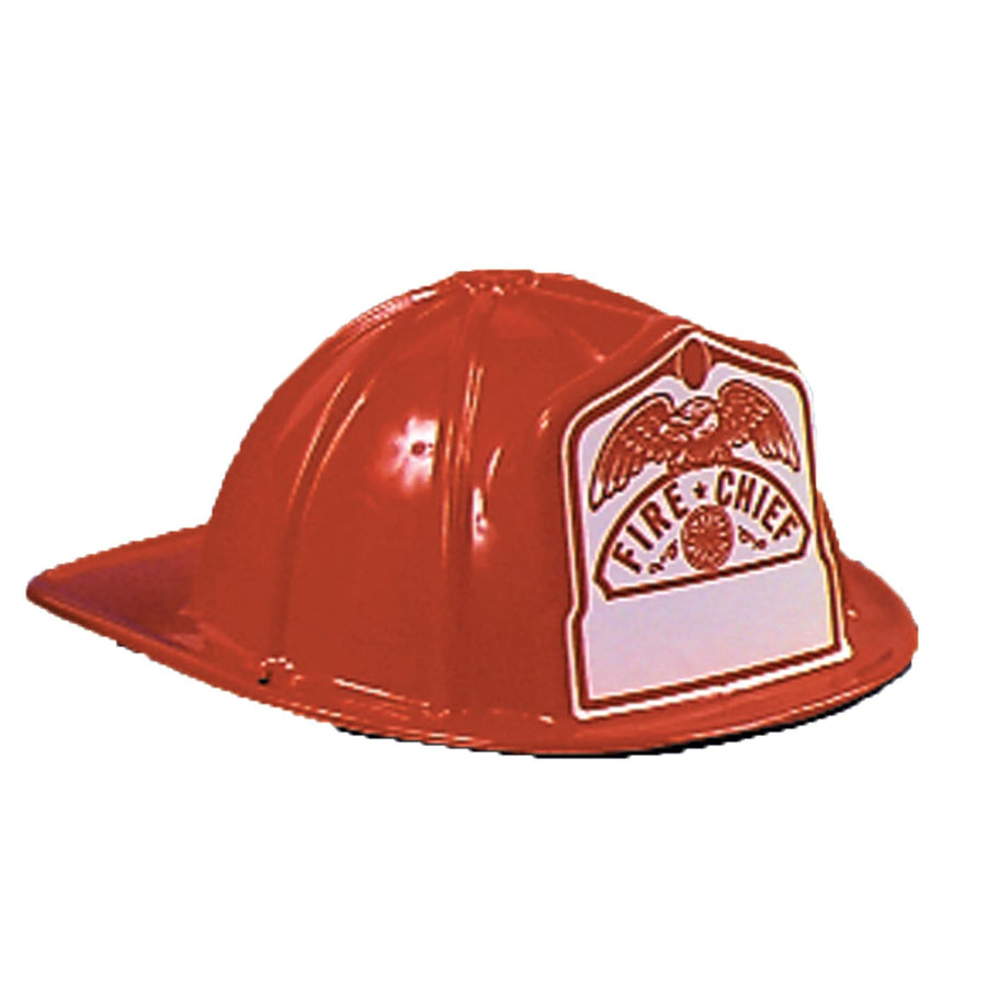 Fire Fighter Helmet Child Black - Halloween costumes Hats Tiaras & Headgear