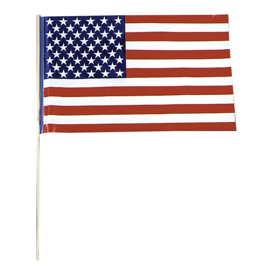 Flag Plastic Us 1 Flag - Decorations & Props Halloween costumes haunted house