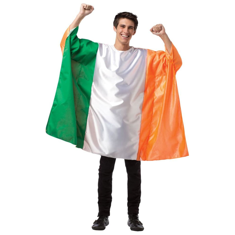 Flag Tunic-Ireland Adult Costume - adult halloween costumes halloween costumes