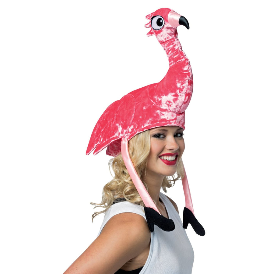 Flamingo Hat - Halloween costumes