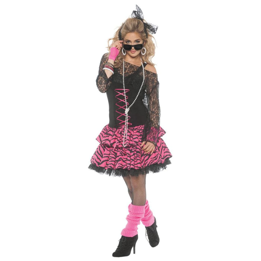 Flashback Girls Kids Costume Small 4-6 - Girls Costumes