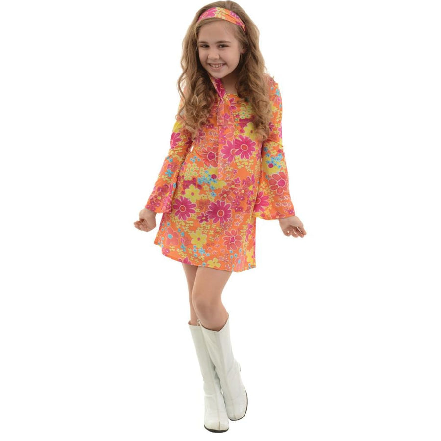 Flower Girls Costume Lg 10-12 - Girls Costumes Halloween costumes New Costume