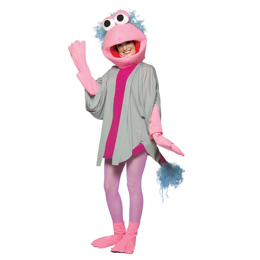 Fraggle Rock Mokey Adult - adult halloween costumes female Halloween costumes