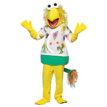 Fraggle Rock Wembly Adult - adult halloween costumes female Halloween costumes