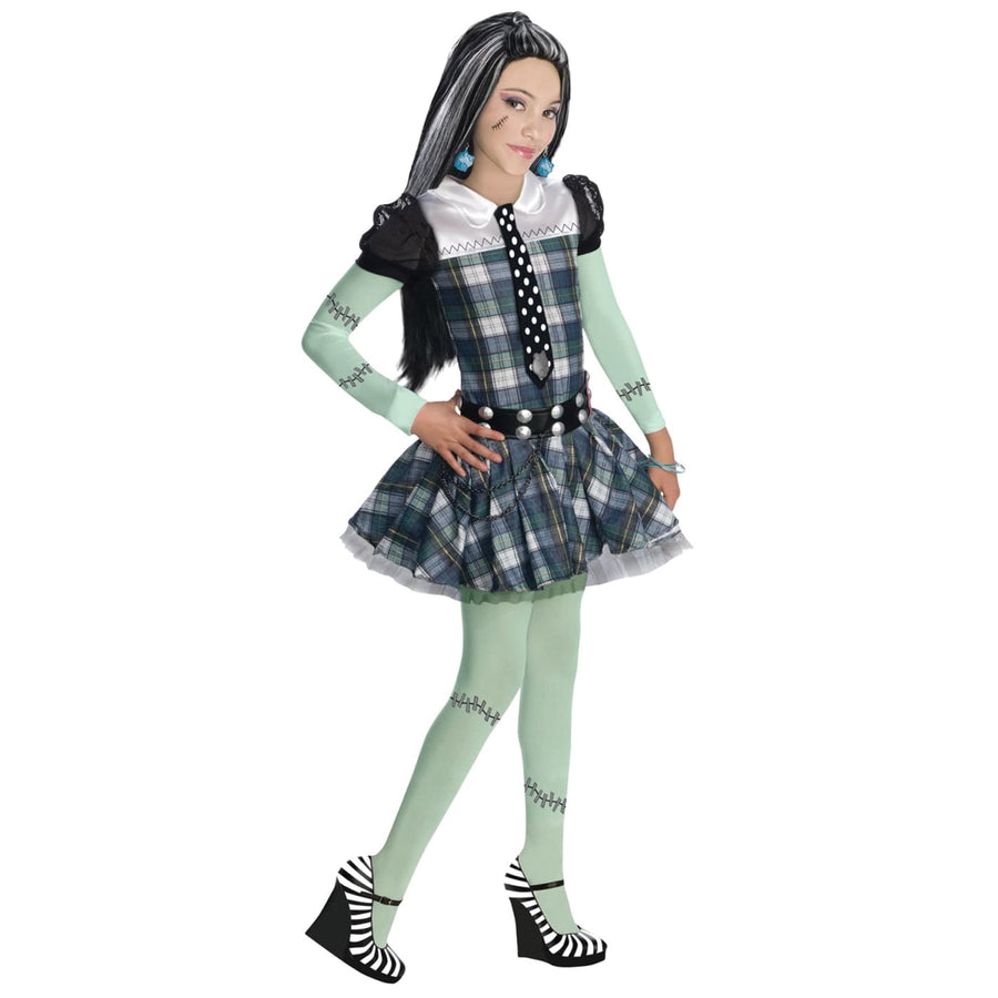 Frankie Stein Md - Ghoul Skeleton & Zombie Costume Girls Costumes girls