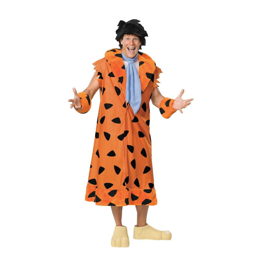 Fred Flintstone Adult Xl - adult halloween costumes halloween costumes male