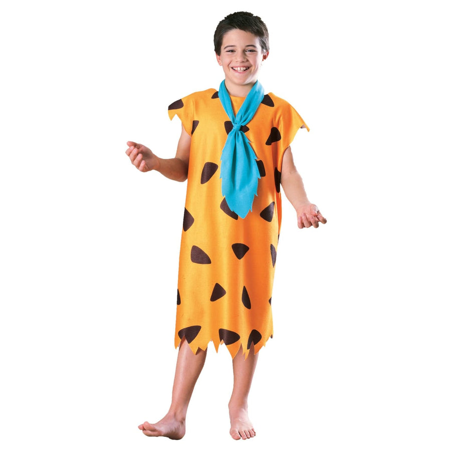 Fred Flintstone Boys Costume Lg - Boys Costumes boys Halloween costume Halloween