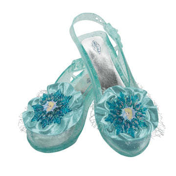 Frozen Elsa Shoes - Fairytale Costume Frozen Costume Royalty & Princess Costume