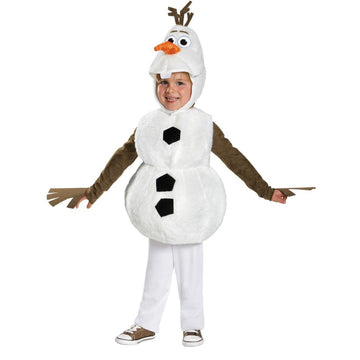 Frozen Olaf Boys Costume Small 4-6 - Boys Costumes boys Halloween costume Disney