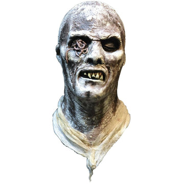 Fulci Zombie Adult Costume Mask - Costume Masks Ghoul Skeleton & Zombie Costume