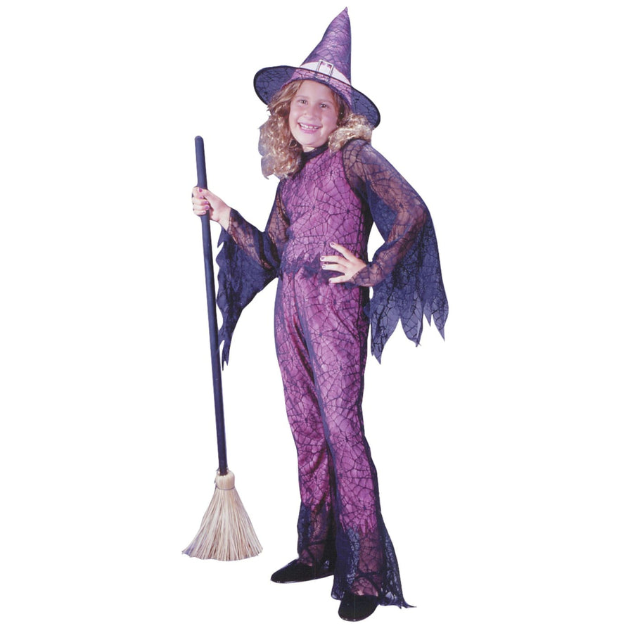 Funky Witch Pink Child Sm - Girls Costumes girls Halloween costume Halloween