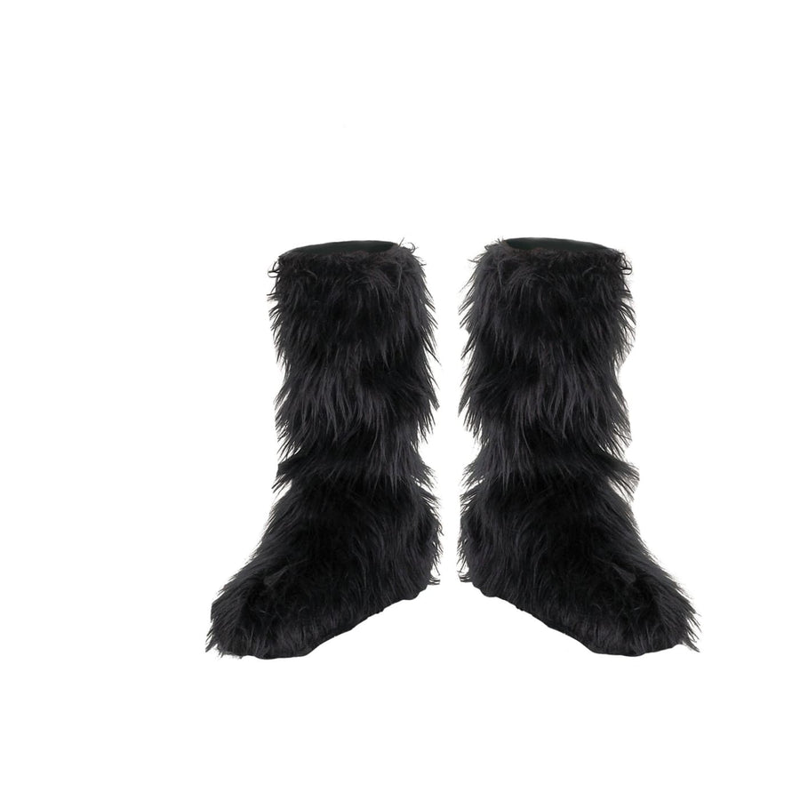Furry Boot Covers - Halloween costumes Shoes & Boots