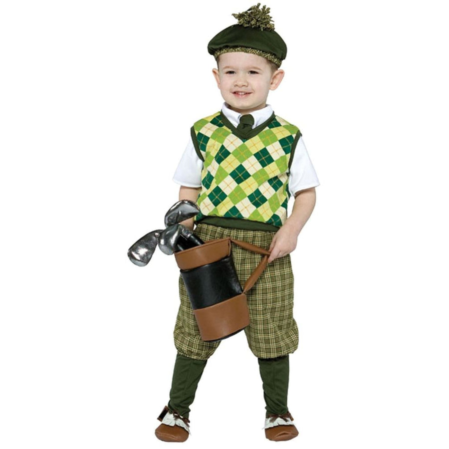 Future Golfer Boys Costume Small 4-6 - Boys Costumes Halloween costumes