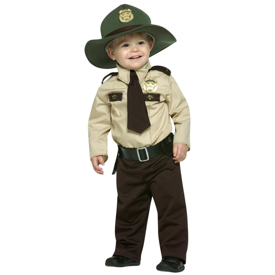 Future Trooper Toddler Costume 18-24 Months - Halloween costumes Toddler