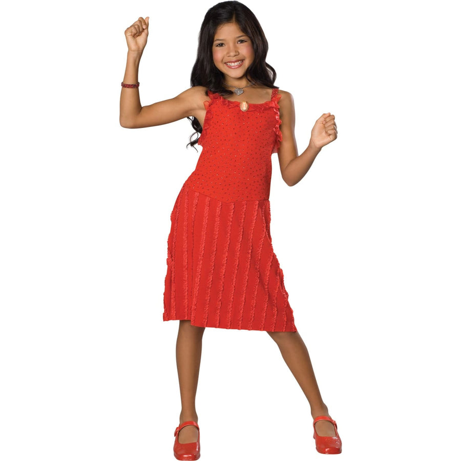 Gabriella Dress Child Md - Girls Costumes girls Halloween costume Halloween
