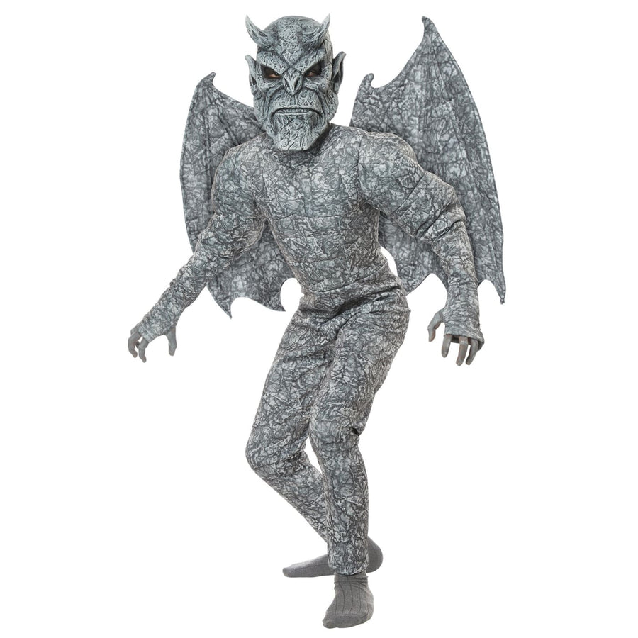 Ghastly Gargoyle Boys Costume XLarge 12-14 - Boys Costumes Halloween costumes