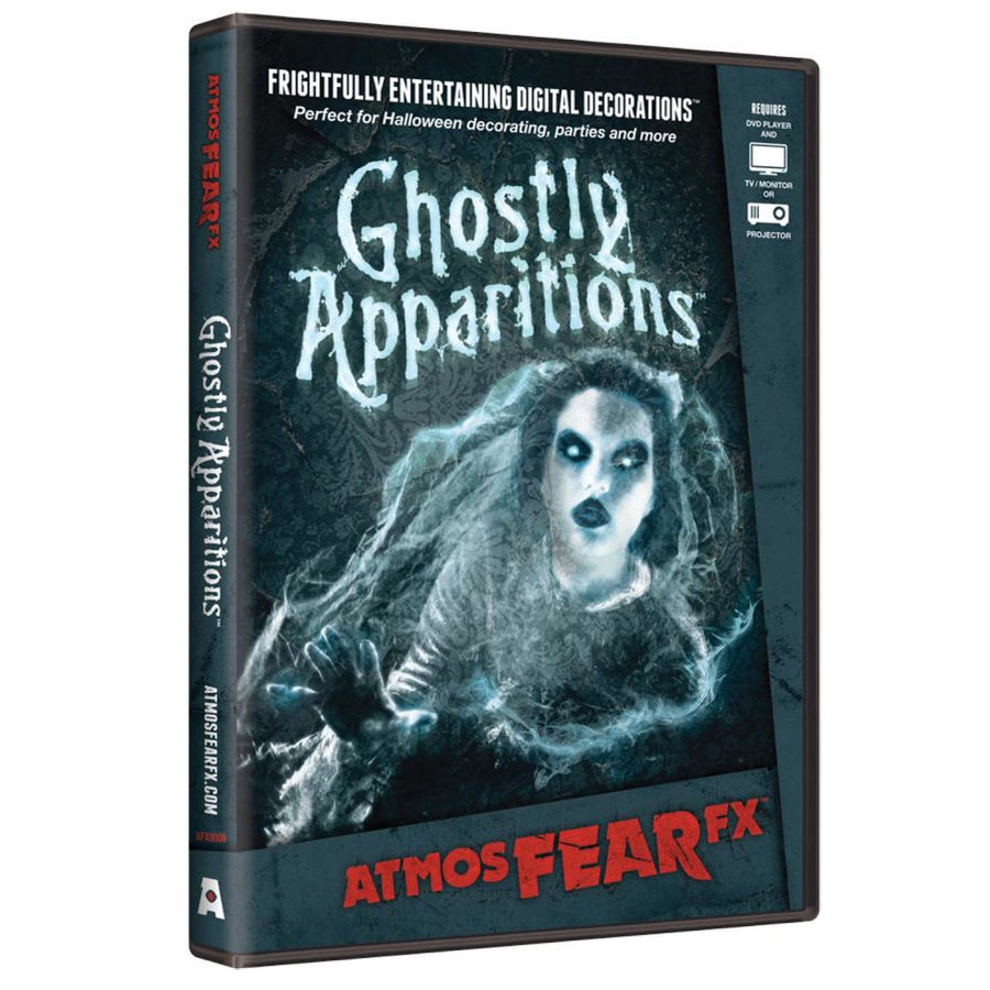 Ghostly Atmosfearfx DVD - Halloween costumes Videos Books & Audio