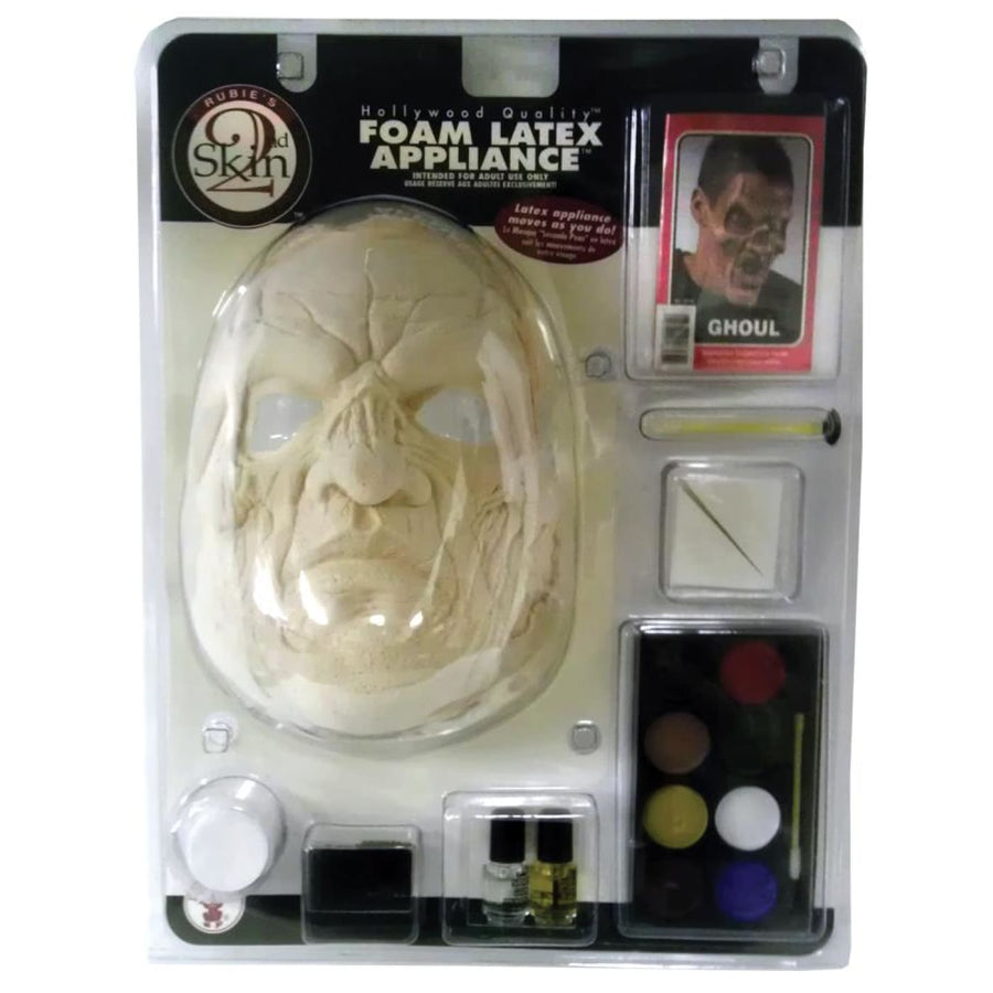Ghoul Foam Appliance - Costume Makeup Halloween costumes Halloween makeup