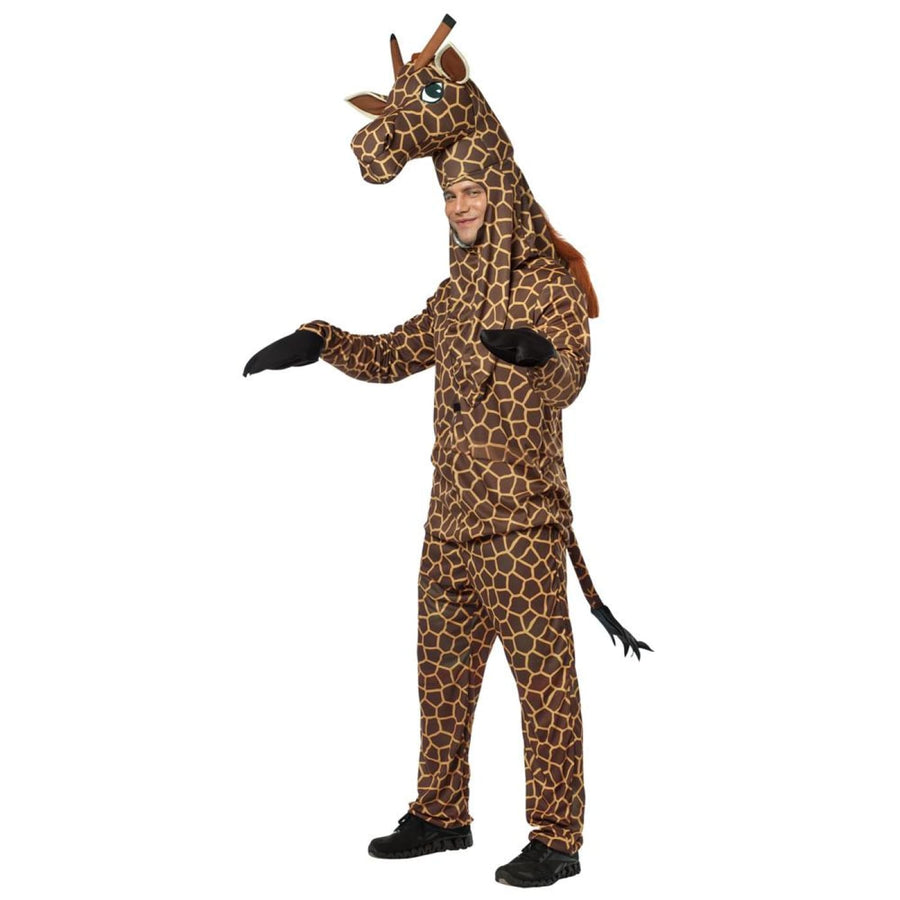 Giraffe Adult Costume - adult halloween costumes halloween costumes Mens
