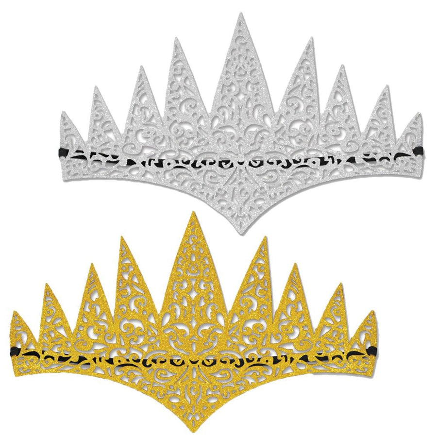 Glittered Tiaras - New Costume