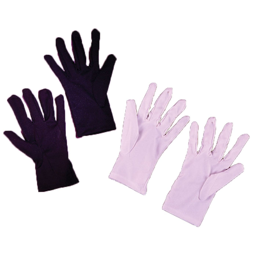 Gloves Theatrical Child Black - Glasses Gloves & Neckwear Halloween costumes